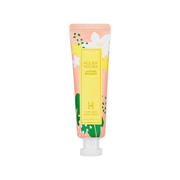 crema-de-maini-hranitoare-cu-iasomie-bouquet-perfumed-30-ml-holika-holika