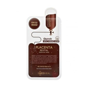 masca-revitalizanta-cu-placenta-essential-mask-24ml-mediheal