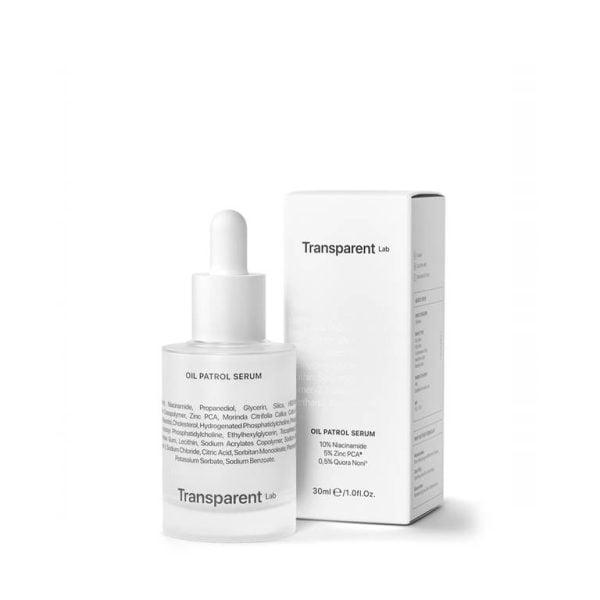 serum-matifiant-cu-10pct-niacinamide-oil-patrol-30ml-transparent-lab